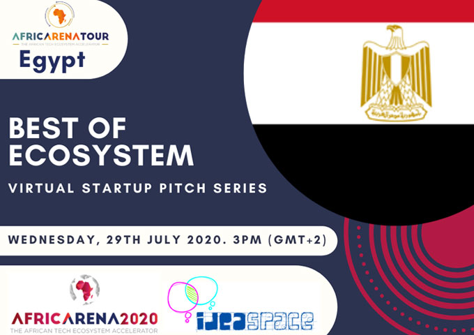 AfricArena Egypt Tour 2020 hosted by Ideaspace